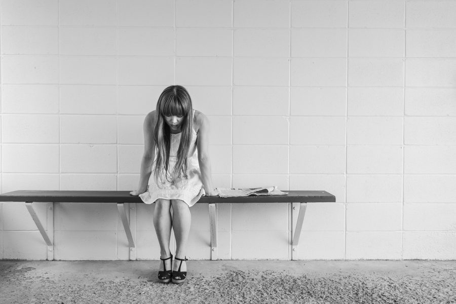 Depression - Worried Girl